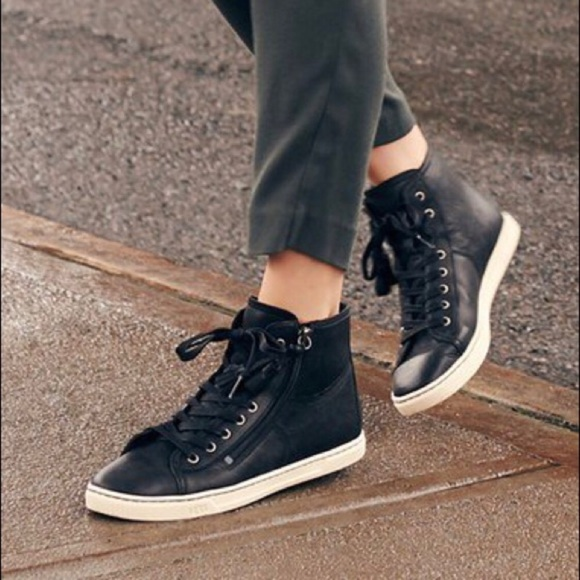 UGG Shoes   Ugg Olli Leather High Top